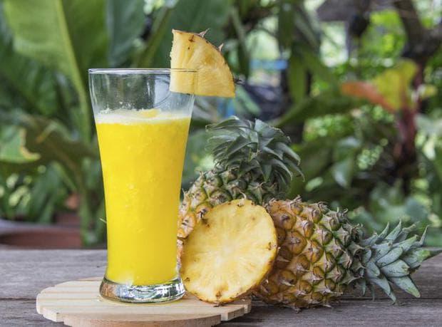 Сок от ананас