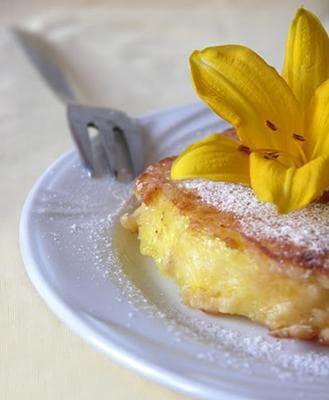 кейк с ром и ананас