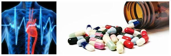 Антиаритмични лекарства от клас четири - калциеви антагонисти (верапамил, дилтиазем)
