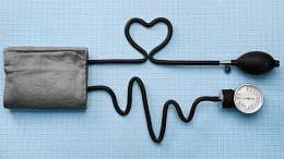 апарат за измерване на кръвно налягане