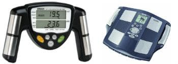 Апарати за измерване мазнини