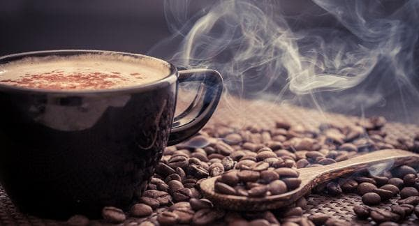 Аромат на кафе