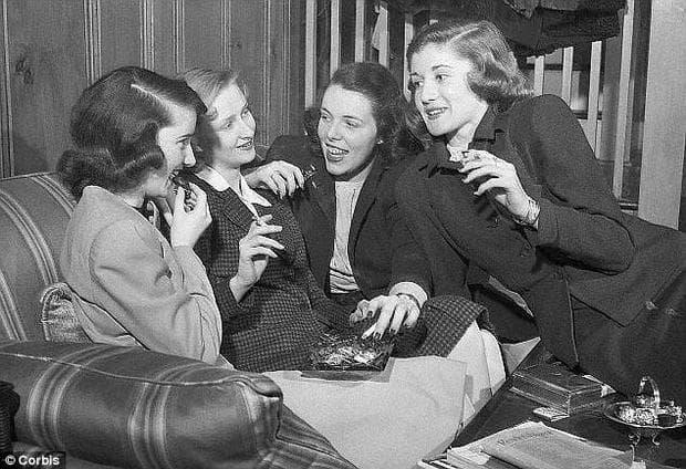 пушещи жени