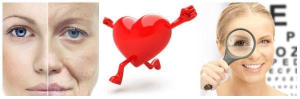 Астаксантин: намалява бръчките, подобрява зрението, предпазва сърцето