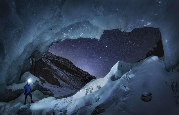 Ледникът Енгадин