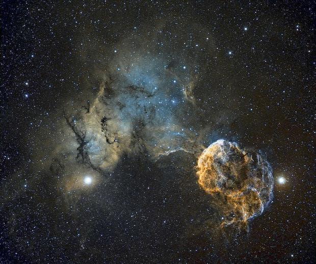 Мъглявина Медуза