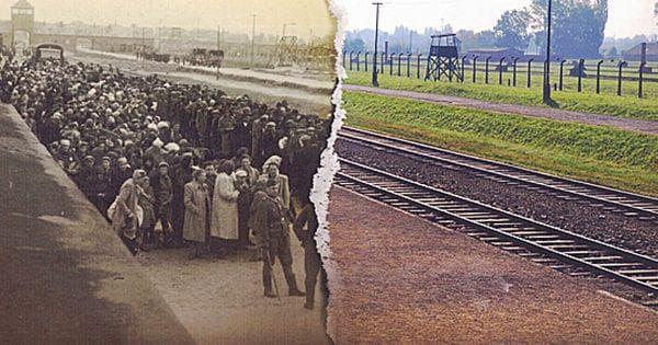 Аушвиц - преди и сега