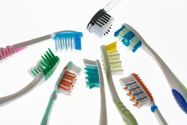 избор на четка за зъби