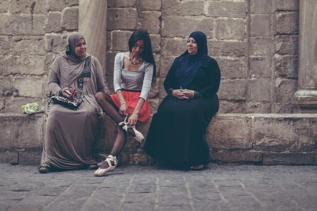 жени от Кайро