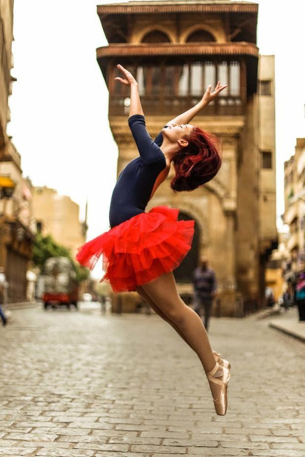 балерини от Кайро