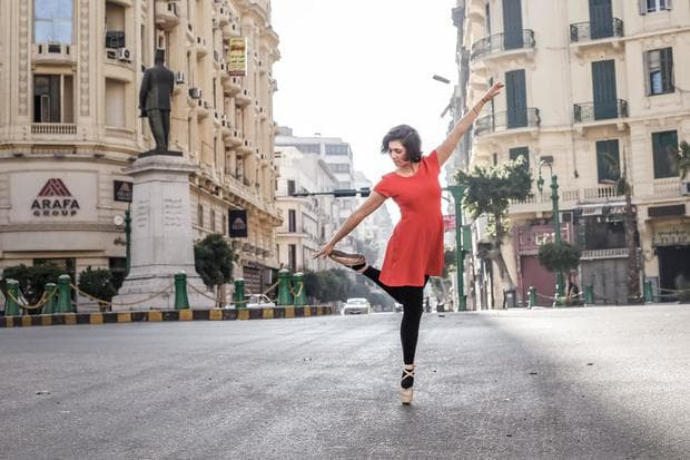 балерини в Кайро
