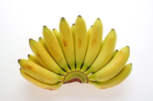 сорт банани женски пръст