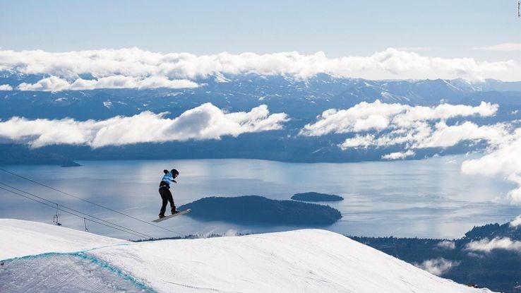 Опасни ски курорти - Пистата Ла Хоита в Аржентина