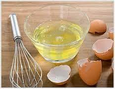 яйчен белтък за повдигане на бюста