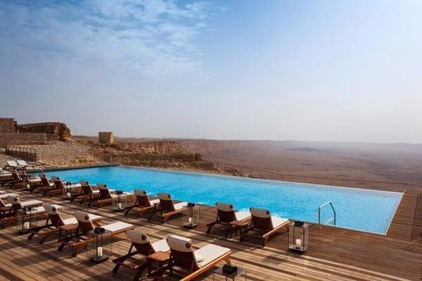 Хотел Бершийт в Израел