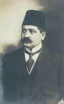 Талат паша