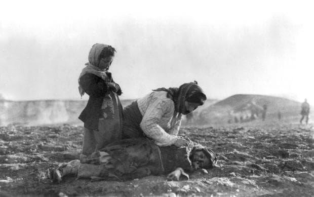 Арменският геноцид