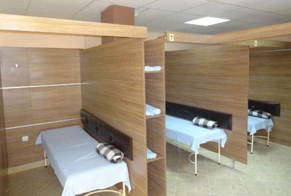 масажни кабини
