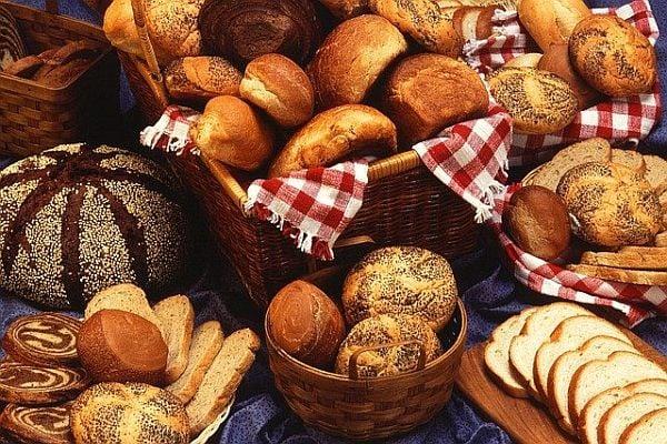 Хляб и тестени изделия