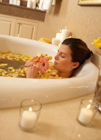 билкова вана срещу студени крайници