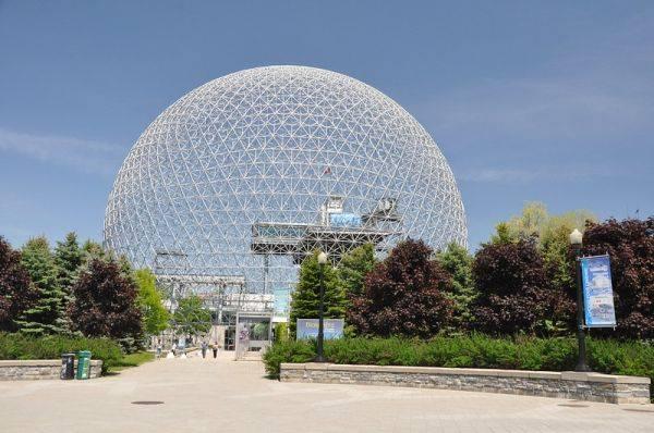 биосфера в Монреал