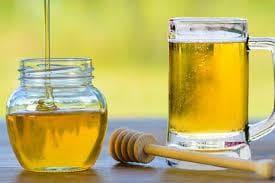 Бира и мед