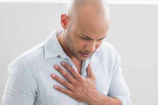 Хронична болка в гръдния кош