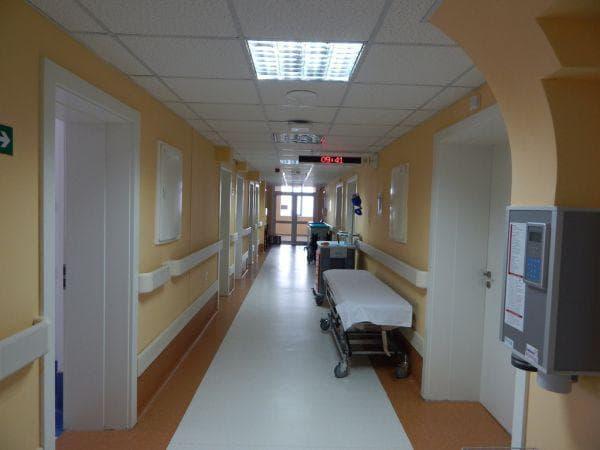 болничен коридор