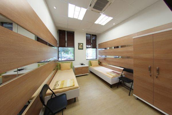 болнична стая Луксор