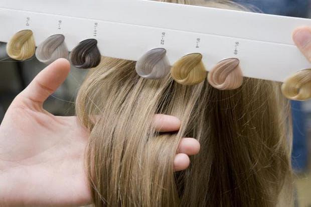 Боядисване на косата