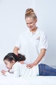 Боуен терапия при дете
