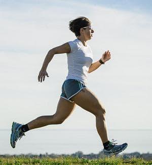 бягане за намаляване на апетита