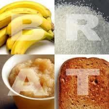 BRAT диета