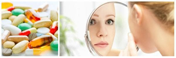Бъдете търпеливи при употребата на витамини за коса, кожа и нокти