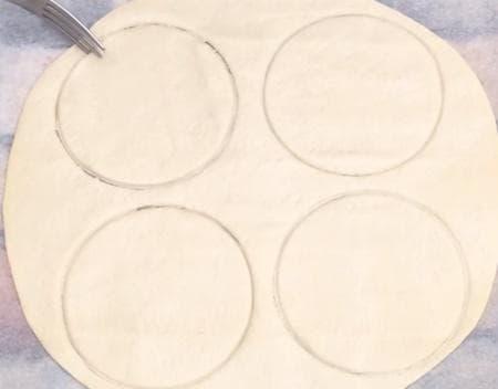 кренвиршки от бутер тесто