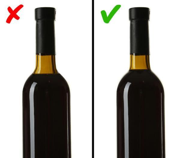 Бутилки вино