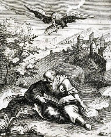 Смъртта на Есхил