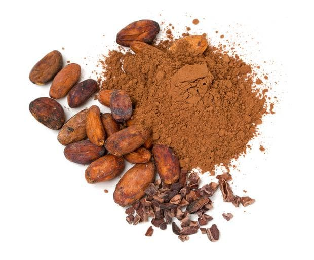какао на прах