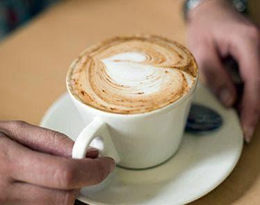 кафе срещу мускулна треска