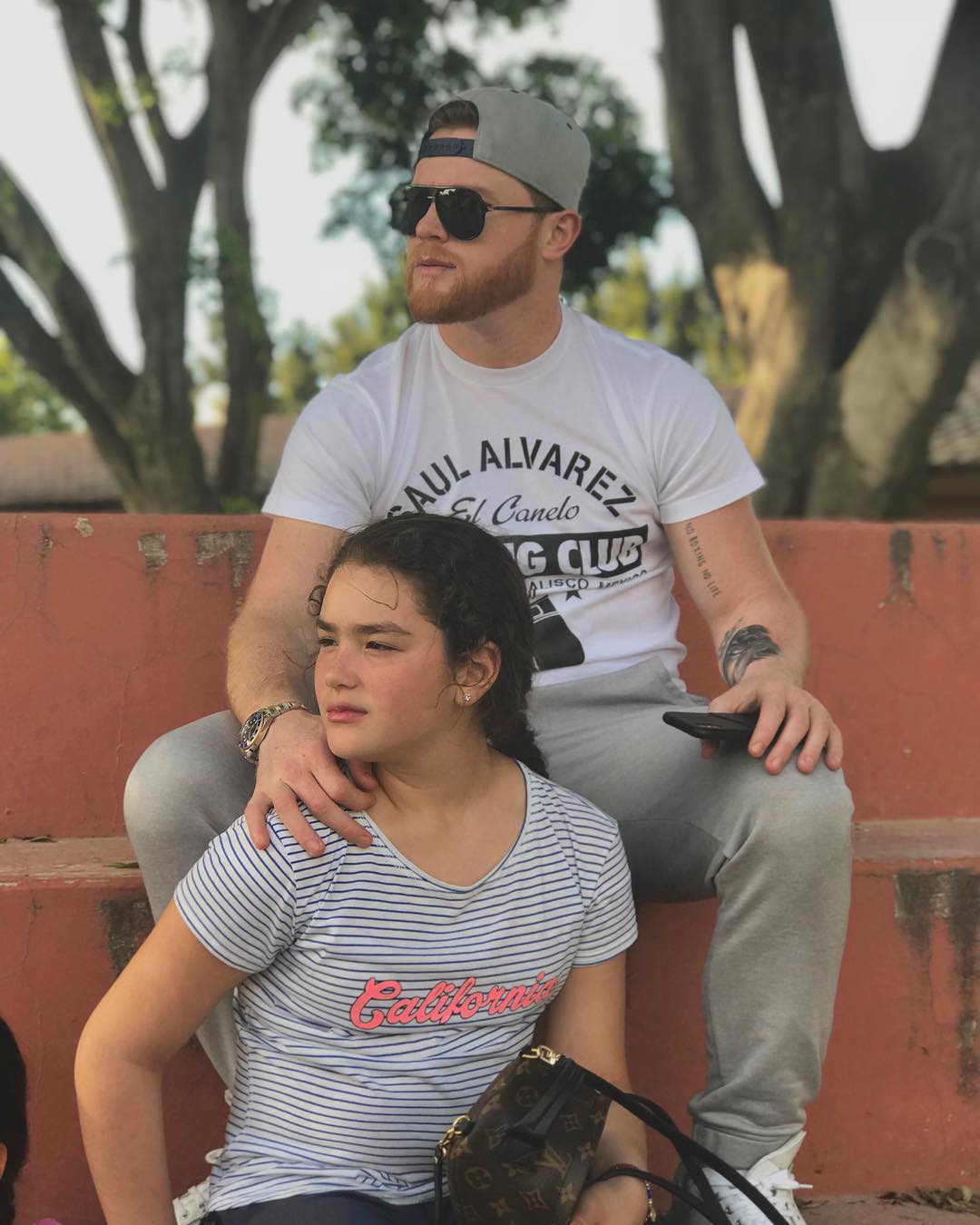 Любимата дъщеря на Алварес
