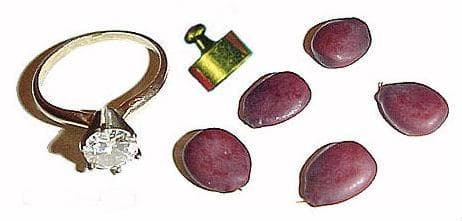 семена на рожков като карат