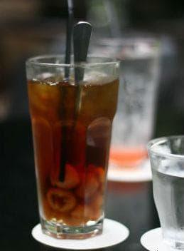 чай с лонган