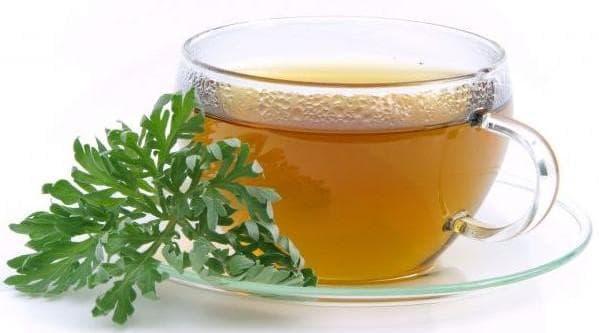 чай от бял пелин