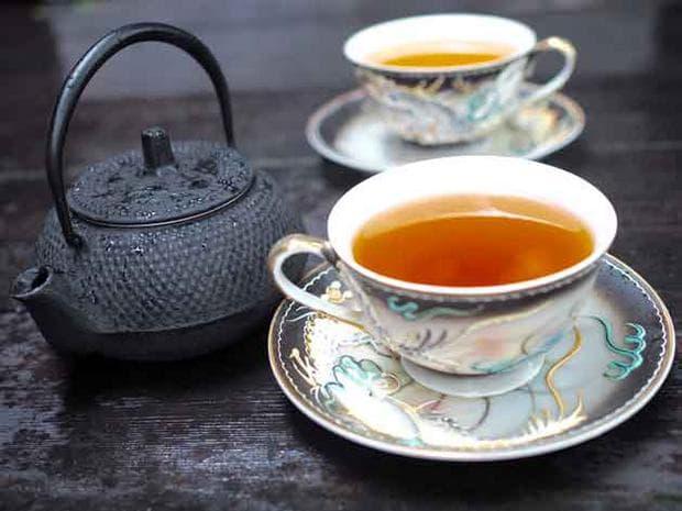 чай от сена