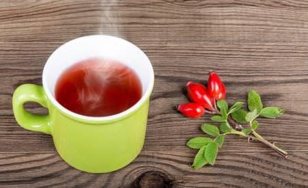 Шипка плод и чай от шипка