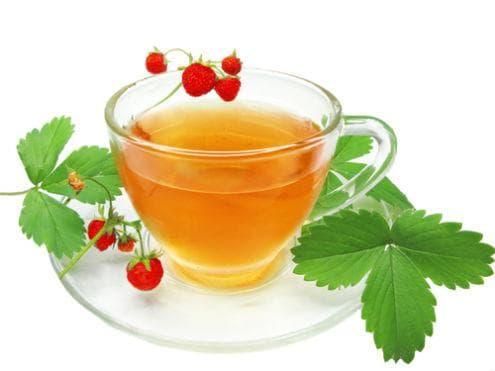 чай от горска ягода