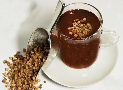 чай от кора на дъб