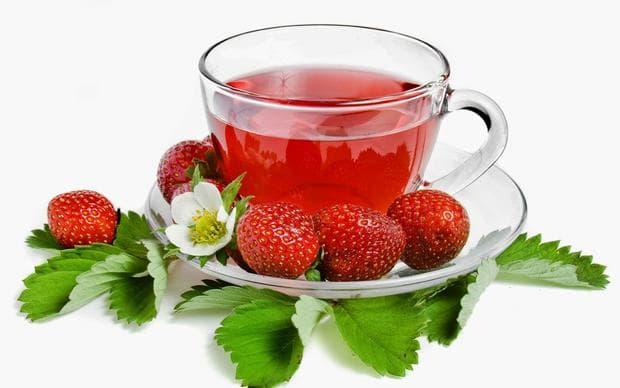 чай от ягода