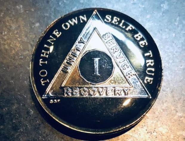 Медальон за трезвеност