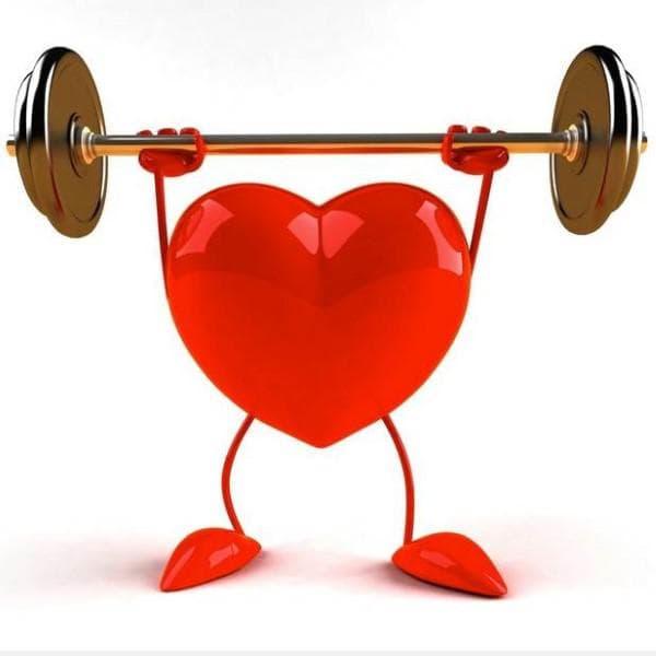 Сърце с щанга